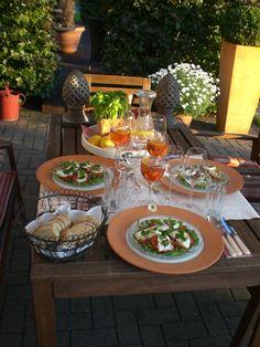 Mehr Italien auf den Tisch!