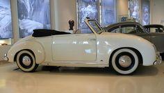 Dannhauer und Stauss Cabrio white r 1953 | by stkone