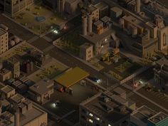 A city inspired by Pixego