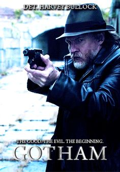 Donal Logue Is Harvey Bullock Bullock Gotham, Harvey Bullock, Gotham Show, Gotham Tv Series, Crime Comics, You Are Strong, Drama Series, I Laughed, Tv Shows