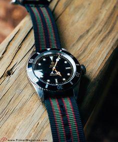 Tiger Concepts JB5508 | James Bond NATO strap