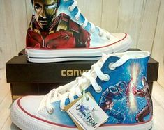 1e9f1ef7be32 78 Best Superman shoes images