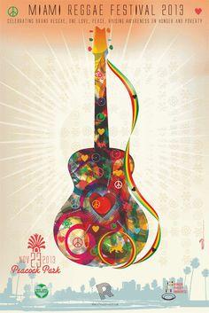 The Miami Reggae Festival - Peacock Park | La Casa Miami