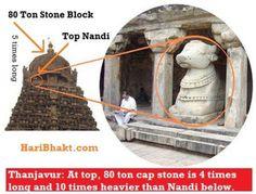 Nandi for Shiv Temple - Thanjavur (Tanjore) temple