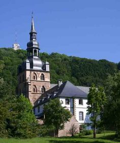 Tholey Abtei / Saarland