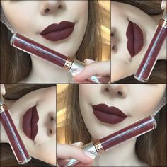 Anastasia Beverly Hills☻(Heather) Liquid Lipstick