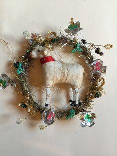 Christmas ornament by Susanne Uhsemann