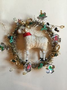 Christmas ornament by Susanne Uhsemann