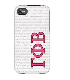 iphone cases -ΓΦB gamma phi beta -greek #iphonecase #eciphonecase #gammaphibeta