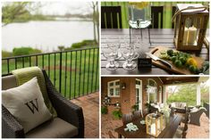 Tour Of Homes: The House On The Water - Porch | Tops in Lex | Kentucky