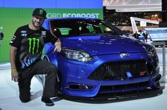 Ken Block-Influenced Ford Focus TrackSTer Set For Chicago Debut