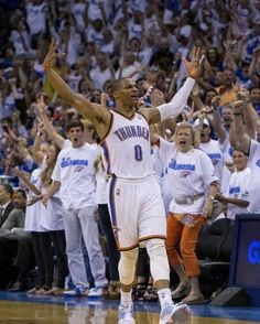 9c7d72fc021 2014 NBA Playoffs Game 2: May 7, Los Angeles Clippers vs Oklahoma City  Thunder - Russell WestbrookBy Richard Rowe