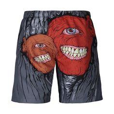 Surf Shorts, Jogger Shorts, Men Shorts, Fashion Pants, Mens Fashion, Style Fashion, Hipster Man, Beach Pants, Cool Sweaters
