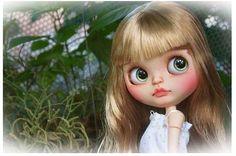 Abused GraciaOoak Blythe custom doll by WowJoBlythe on Etsy