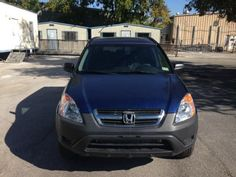Get 2004 Honda CRV only at $7,200