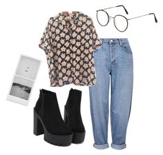 """Hold me down #1"" by hopewillis on Polyvore featuring Topshop"