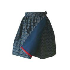 Wickelrock+aus+japanischer+Baumwolle+Gr.+98+-+128+von+kokkiri+auf+DaWanda.com