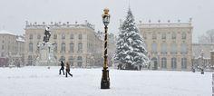 Kerst in de Franse stad Nancy (regio Lorraine)