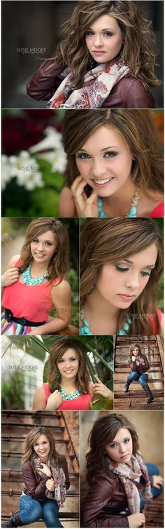 Posing for Senior Portraits provided by Susie Moore Photography #posing #photography #seniors
