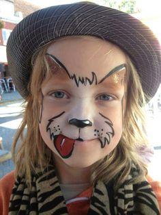 Maquillage Chien, Maquillage Animaux, Maquillage Enfant, Chien Enfant, Chien  Chat, Maquillages