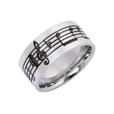 Music+Note+Ring+with+personalized+musical+note+music+note+by+ASHYL,+$120.00