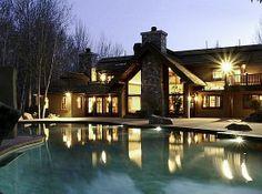 WEB LUXO - IMÓVEIS DE LUXO: Bruce Willis está vendendo sua mansão fazenda em Idaho