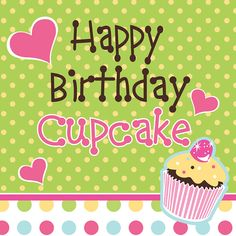 Sweet Treats Happy Birthday Lunch Napkins 16ct