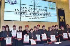 Entrega CDMX estafeta a Buenos Aires, Argentina para ser sede del XX Congreso Internacional de Derecho Familiar