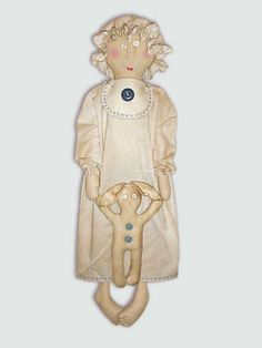 Country and Prim Patterns Free Primitive Patterns, Primitive Crafts, Primitive Doll, Doll Sewing Patterns, Diy Projects To Try, Handmade Toys, Bedtime, Doll Clothes, Bunny
