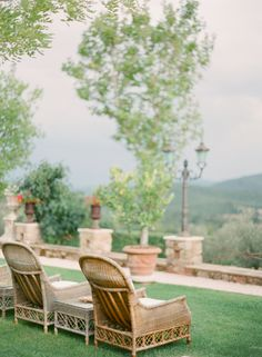Garden Seating at the Borgo Santo Pietro   photography by http://www.ktmerry.com/blog/