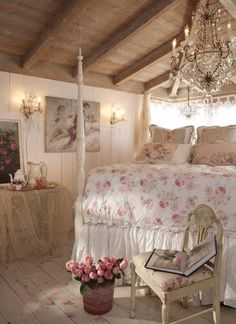 Bedroom/Shabby Chic/Pretty