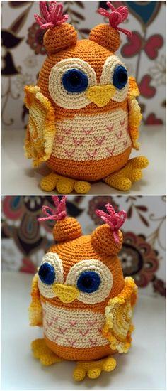 Cute Crochet Pattern Design