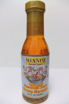 MINATOのシュリンプマリネード