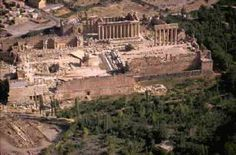 Baalbeck is a city in eastern Lebanon famous chiefly for its magnificent, excellently preserved Roman temple ruins. It was a flourishing Phoenician town when the Greeks occupied it in 331 B.C. They renamed it Heliopolis (City of the Sun).