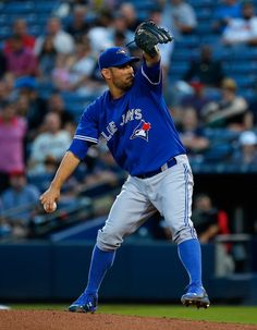 Marco Estrada, TOR // Sept 2015 at ATL