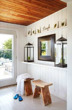 Entry - Lisa Petrole Photography - Country homes