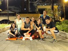 12/06/2015 - Treino preparatório pra 14ª Maratona de Revezamento do PA...