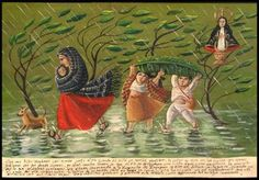 safe in the storm Mexican Folk Art, Mexican Artists, Latino Art, Art Populaire, Naive Art, Aboriginal Art, Outsider Art, Religious Art, Diego Rivera