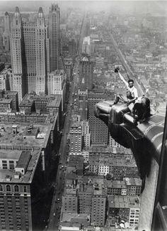 Chrysler Building August 8th 1932