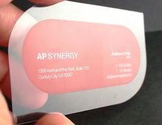 Carte Plastique Transparente Avec Forme De Dcoupe Translucide With Die Cut Plastic Pvc Card Cartes