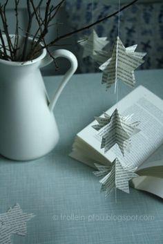 Bücher, Buchseiten, Geschenk, Erzieherinnen, Kindergärtnerinnen, kleines Geschenk, selbstgemacht