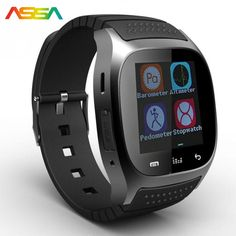 Men Watch Men Top Wearable Devices Pedometer LED Screen Smart Watches Fitness Tracker Smart Health Sports Wrist Watches Android
