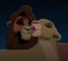 Lion King 2 - kiara e kovu!!!! *-*