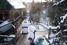 Nordic Station Spa in Magog, Quebec ❤️