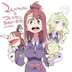 Little Witch Academia/#2112187 - Zerochan