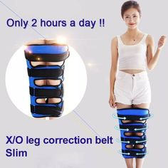 New Bowed Legs Knee Straightening Adjustable Correction Belts - Orthotics, Braces & Sleeves Leg And Back Workout, Acrylic Toe Nails, African Art Projects, Bow Legged Correction, Knock Knees, Pelvic Floor Exercises, Knee Brace, Special Needs Kids