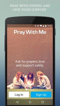 Pray with Me - your prayer app- screenshot