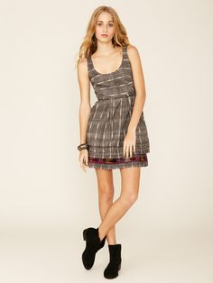 Weather Vane Ikat Dress by Free People on Gilt.com.....so cute but i tried on sept 1st out shopping and it was priced on sale for 40-50$