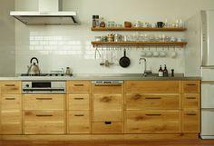 Joinery Kitchen - オーダーキッチン・家具のKitoBito キトビト