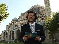 Mübarek şehir İstanbul - Erdem Ertüzün, Şehzade Cami (24 Ağustos 2011) Video